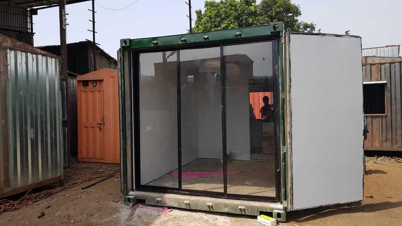 Porta Cabin Manufacturer In Mumbai Portable House Manufacturer In India Dfab Cabins
